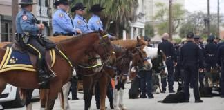 Texas Police Leading Black Man On Leash
