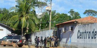 Yo WTF Prison Fight in Brazil