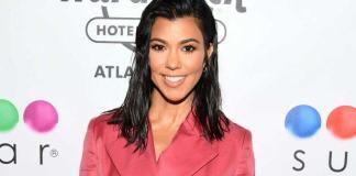 Kourtney Kardashian Admits