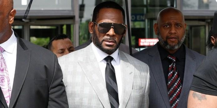 R Kelly Is Denied Bail