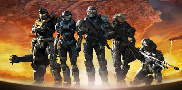 Halo Reach Game-1