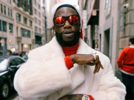Gucci Mane Gifts Us New Carols