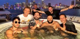 Marc Anthonys $7 Million Yacht