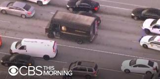 Police Kill UPS Driver