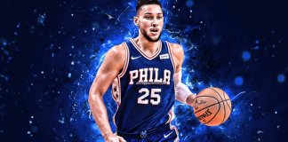 Ben Simmons Out at