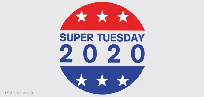 Where Can You Vote on Super Tuesday?