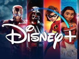 New To Disney Plus in April