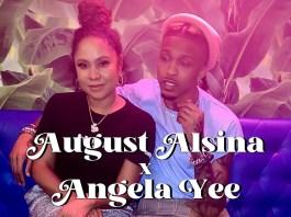 August Alsina Will and Jada