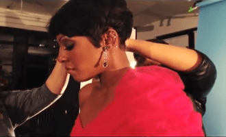 Dawn Richard: Behind The Scenes Photoshoot