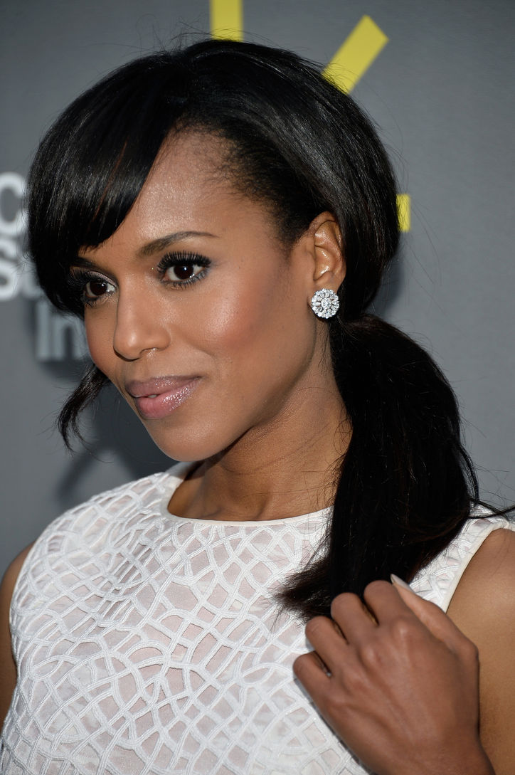 Hype Hair Evolution Kerry Washington