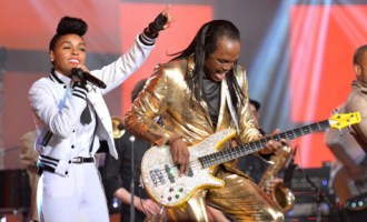 Janelle Monae NBA All Star Halftime Show