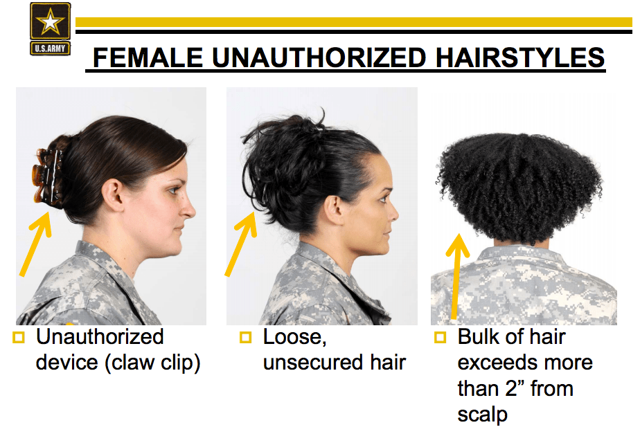 Black Women Soldiers Fight New Army Hair Regulations