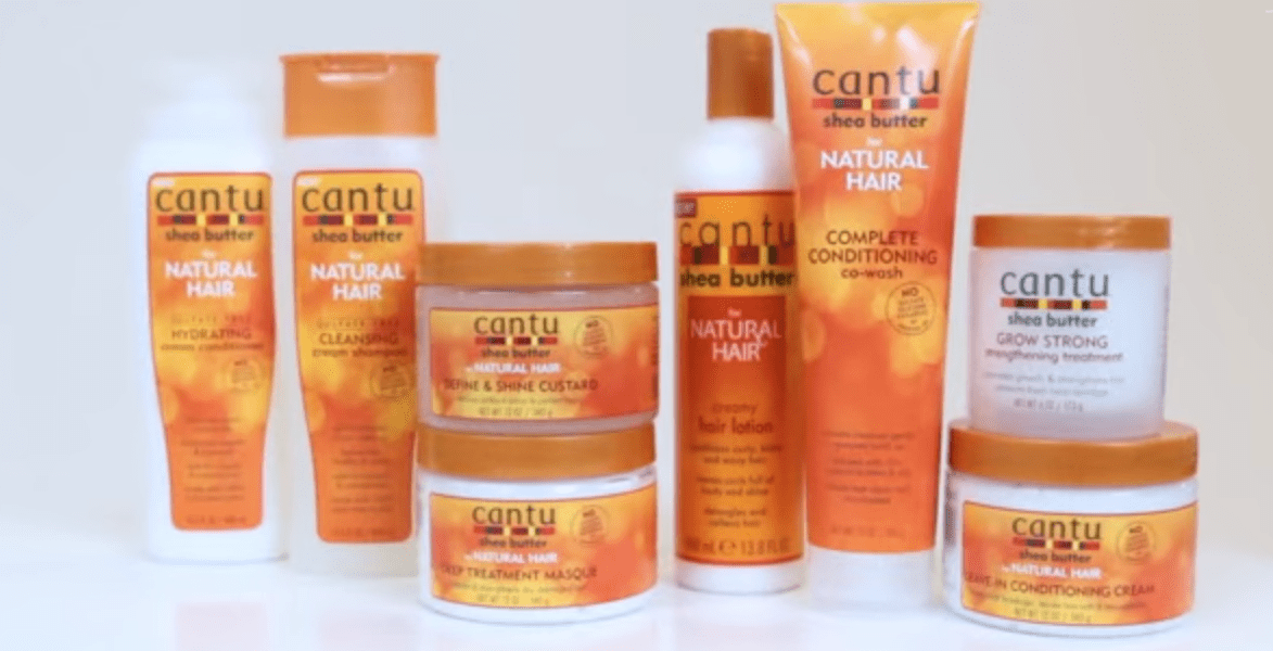 How To Style Curly Hair With Cantu Shea Butter