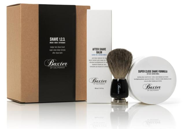 Baxter of California Shave Kit