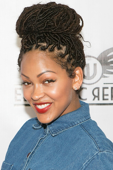 Do or Dont Meagan Good Rocks Faux Locs At Brotherly