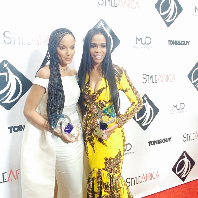 Selita Ebanks & Michelle Williams