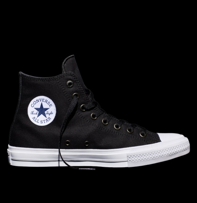 Chuck II in Black