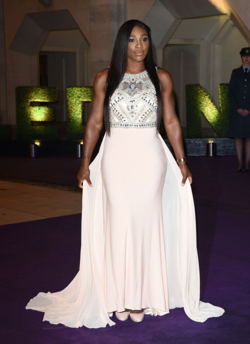 Glam Slam Serena Williams Most Flawless Red Carpet Looks