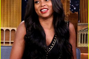 Taraji On Jimmy Fallon