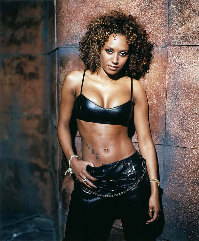 Best Girls Makeovers Wallpaper Flashback What Mel B Taught Us About Beauty Amp Fashion