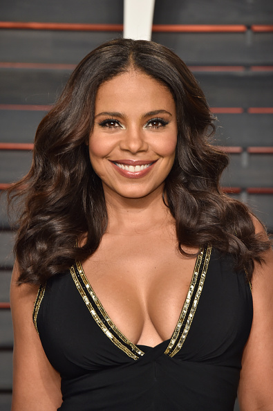 Sanaa Lathan Debuts New Short Do On The Gram