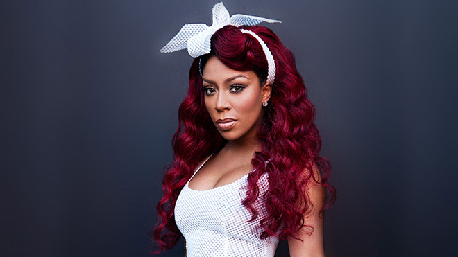 K Michelle's Hottest Hair Moments