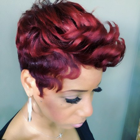 Stephanie Anderson x The Living Room Hair Lounge
