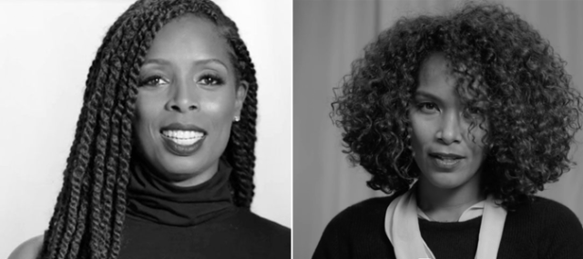 Tasha Smith X Mara Brock Ali x Hair Tales