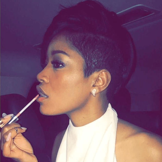 KeKe Palmer Schools Us On How To Master The Light Smokey