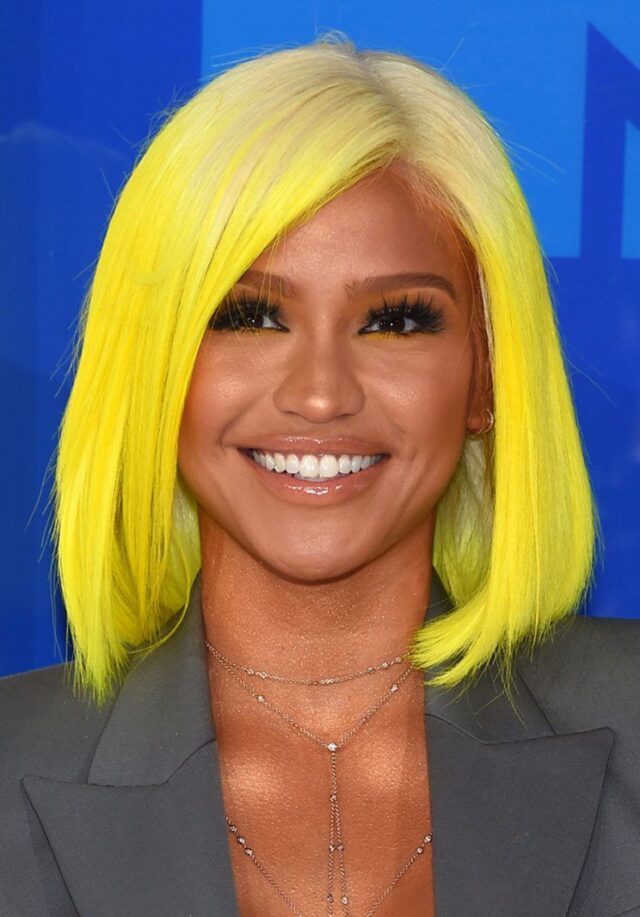 Hype Or Hmm Cassies Neon Yellow Bob