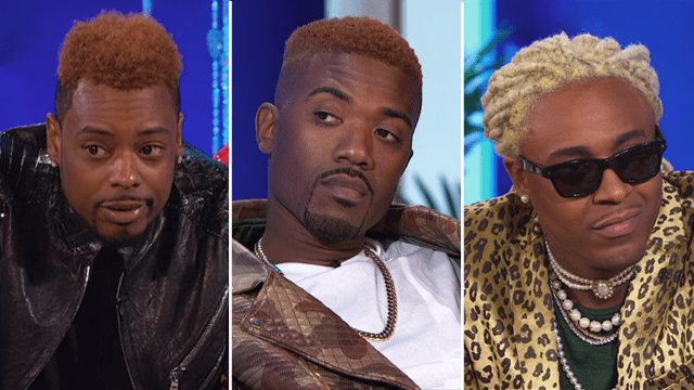 The Men Of Love  Hip Hop Hollywood Debut New Hairstyles  Twitter Is Confused