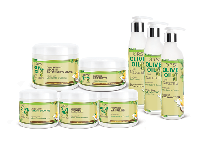 ORS Hair Care Olive Oil Naturals Line