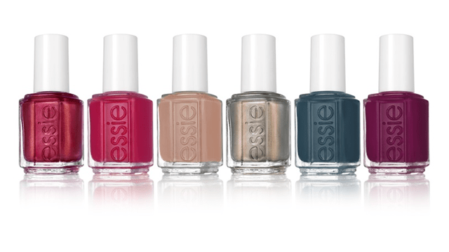 essie x holiday winter 2017 collection