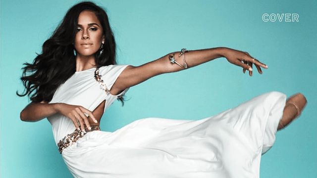 CloseUp Misty Copeland Graces Cover Of ELLE South Africa
