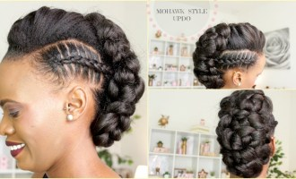 Stitch Braid Fauxhawk
