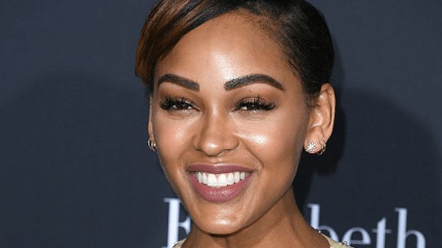 On Fleek Meagan Good Shows Off New Brows After Getting