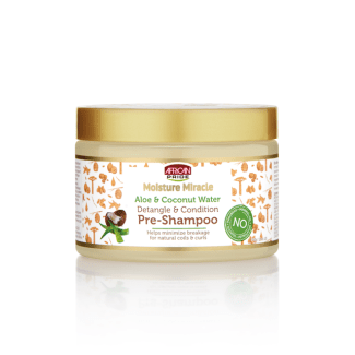 African Pride Moisture Miracle Collection x Pre-Shampoo