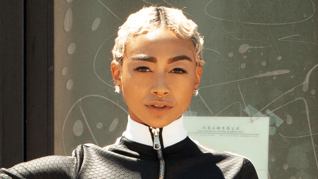 Hype Chat Tati Gabrielle On Embracing Her Natural Hair  Playing With Color