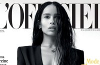 Zoe Kravitz x L'Officiel Paris