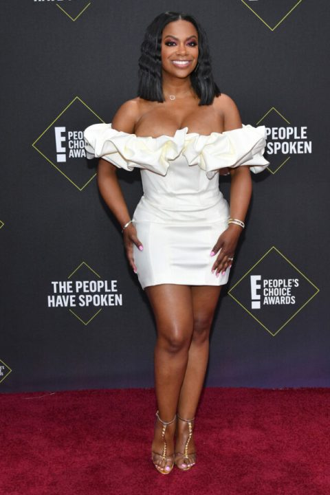 Kandi Burruss X 2019 E! People's Choice Awards