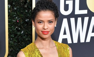Gugu Mbatha-Raw X 2020 Golden Globes