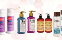 Natural hair care launches