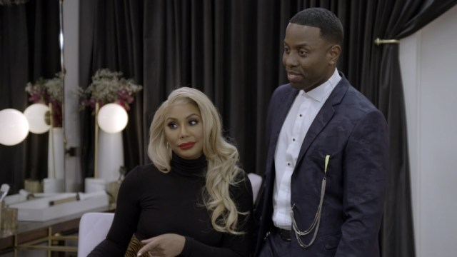 Tamar Braxton X Johnny Wright