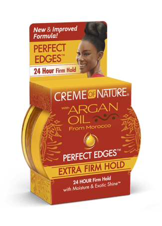 Creme of Nature  Argan Oil from Morocco Perfect Edges