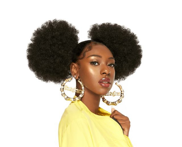 Creme of Nature Argan Oil from Morocco Perfect Edges Model