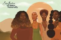 SheaMoisture Alexis Eke Four Women