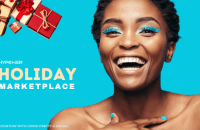 Hype Hair Holiday Marketplace