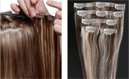 Clip In Hair Extensions Melbourne Permanent Hair