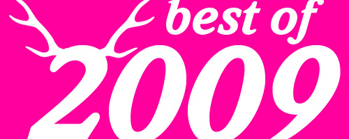 best of 2009 sander