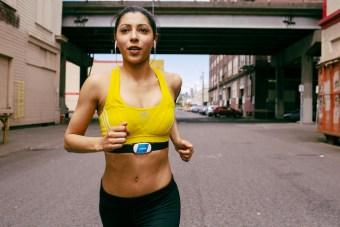 TICKR Woman Running 2